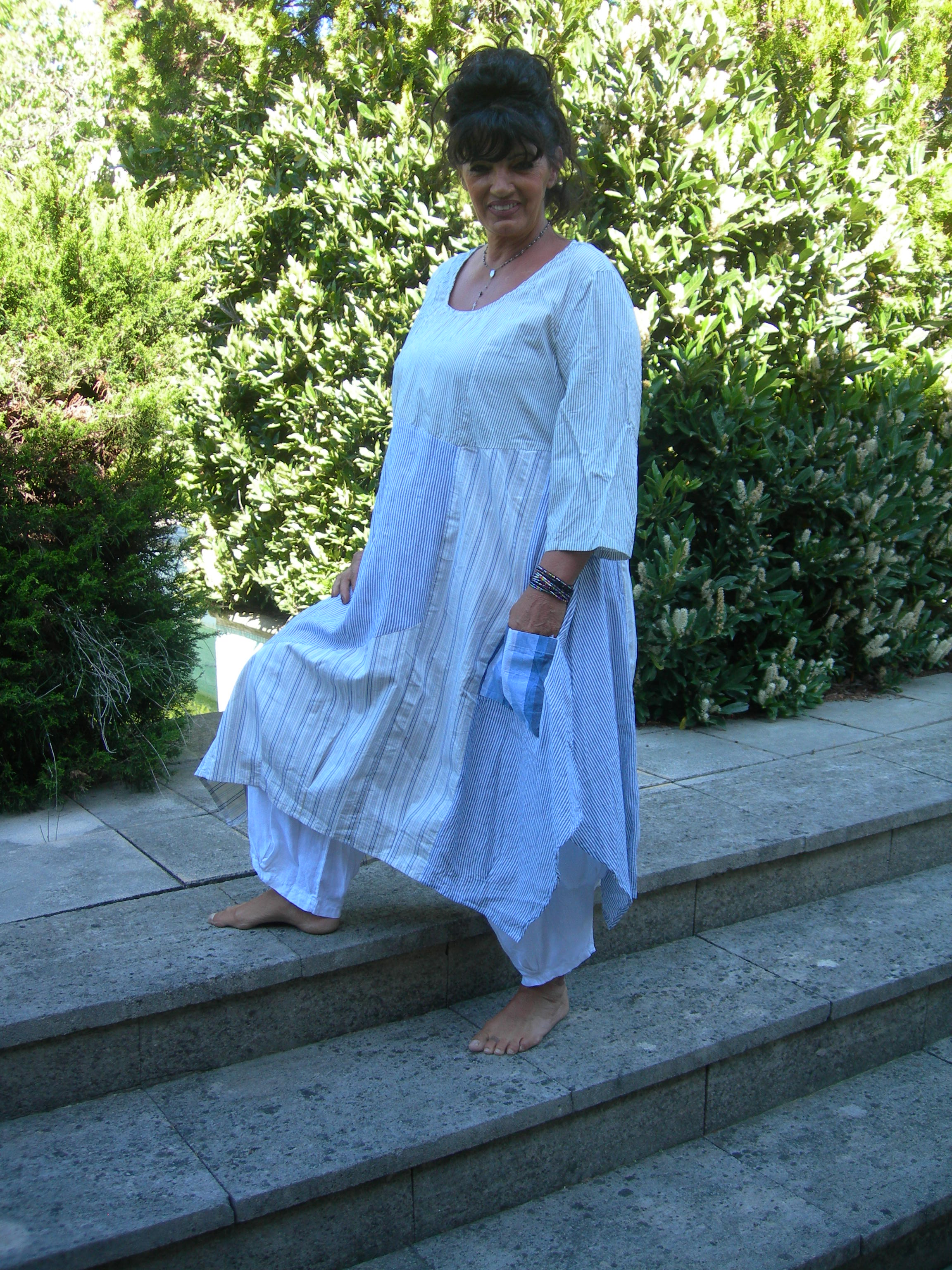 DRESS TUNDRA DE NADIR POSITANO